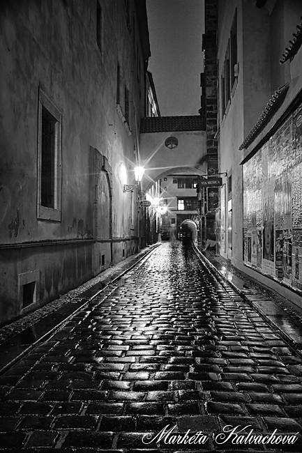 night scape photography of Prague